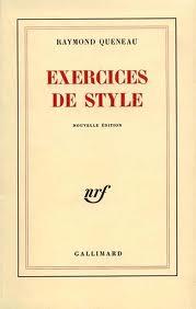 Exercices de style / Raymond Queneau (1947) - Le Blog des ...