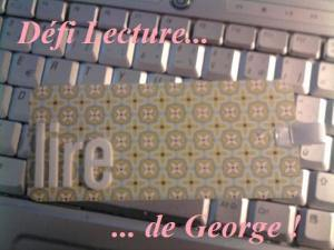 défi lecture George