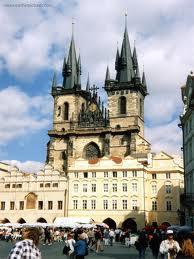 cathédrale tyn