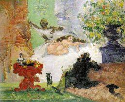 moderne olympia cézanne