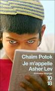 asher lev