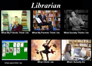 bibliothécaire